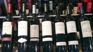Imagen. Es fundamental que el vino que compramos haya tenido una buena conservación durante el tiempo que ha permanecido en la tienda.