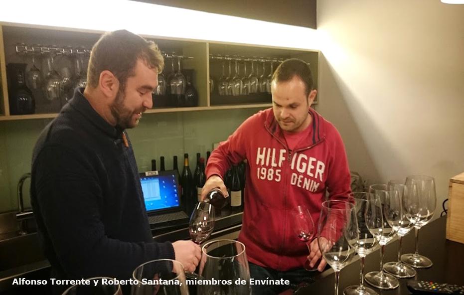 Envínate. Los vinos de la Ribeira Sacra
