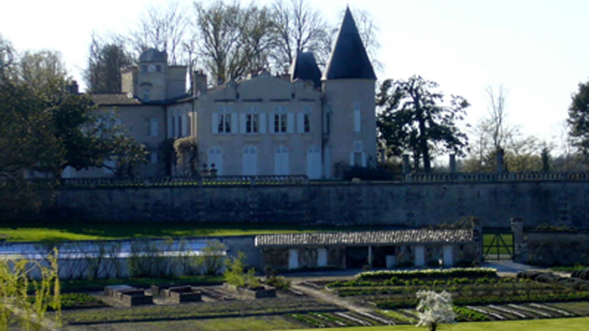 Château Lafite-Rothschild. Premier Grand Cru Classé