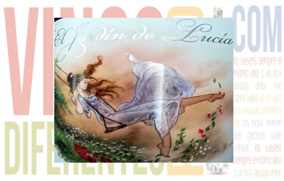 El Jardín de Lucía 2013. Eulogio Pomares Zárate.