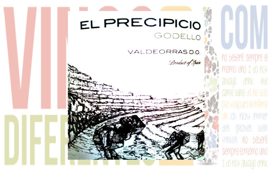 El Precipicio 2012. Bodegas La Maleta Wines.