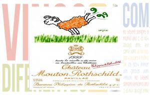 Imagen. Château Mouton-Rothschild