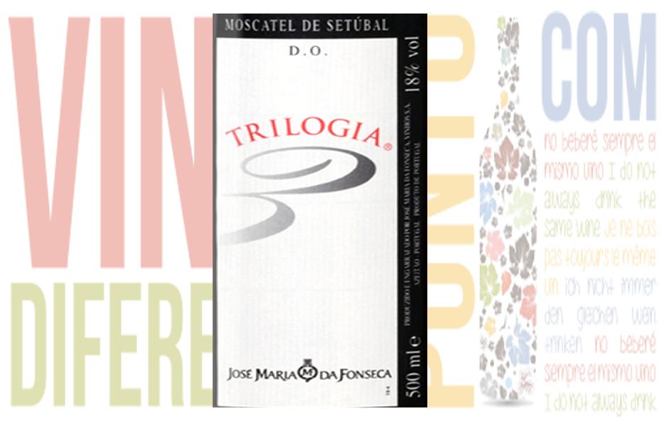 Trilogía Moscatel de Setúbal