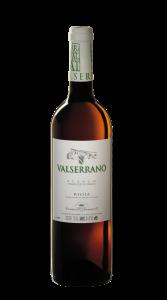 Imagen. Valserrano blanco 2014.