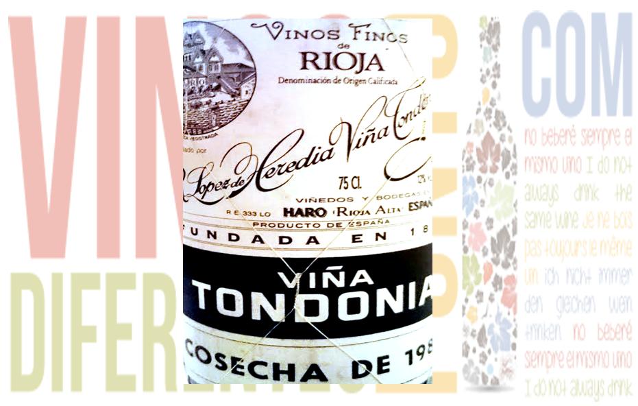 Viña Tondonia Gran Reserva Blanco 1981
