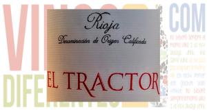 Imagen. El Tractor. Vendimia Seleccionada 2008
