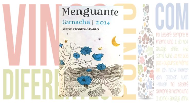 Menguante Garnacha 2014