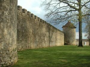 Château d'Yquem: recinto histórico