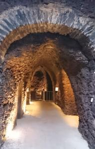 """Imagen. La """"cueva"""" de Adegas Fragamoura"""