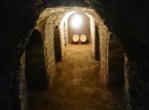 """A Coroa: """"cueva2 de crianza (Siglo XVIII)"""