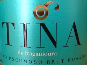 Tina: sorprendente rosado de Fragamoura