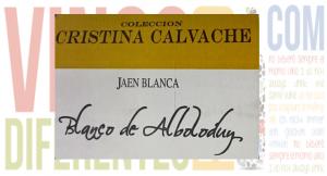 Blanco de Alboloduy 2014. Bodega de Alboloduy.