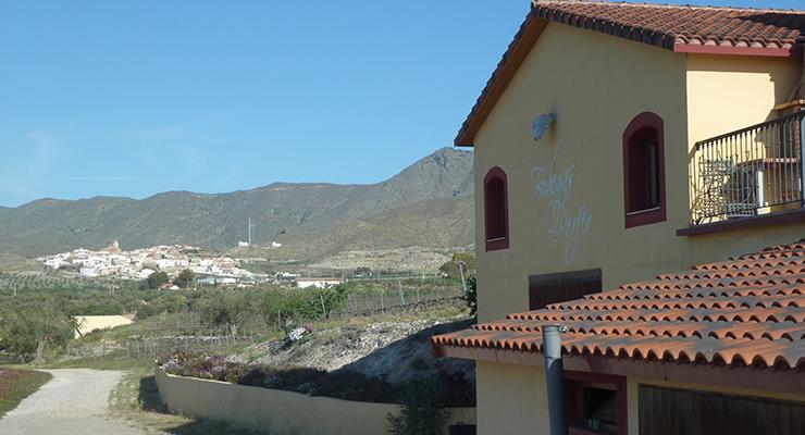 Bodegas Perfer (I): Los Vinos del Desierto.