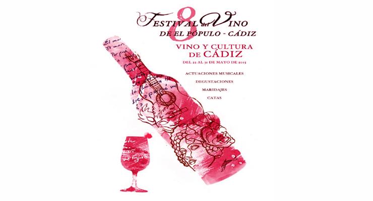 Programa VIII Festival del Vino del Pópulo de Cádiz