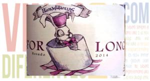 Forlong Rosado 2014. Bodegas Forlong.