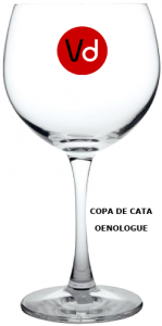 Imagen. Copa de cata Oenologue