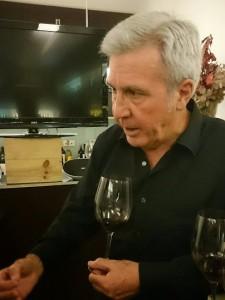 Joaquín Orts, uno de los propietarios de Mas de Sella