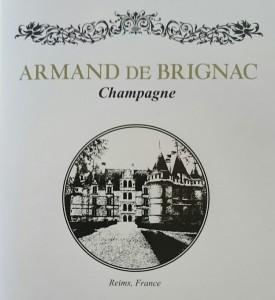 Armand de Brignac: palacio de la Maison Cattier