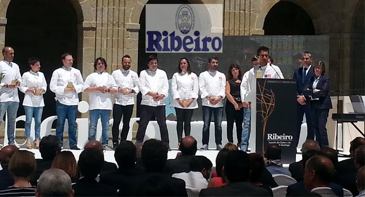 La gala de los premios D.O. Ribeiro