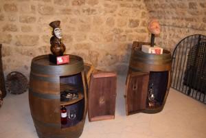 Bodegas Alfredo Santamaría y Carlos Jimeno, Cerámica y Patrimonio. Vino, cerámica y arte.