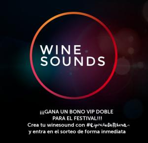Imagen ribera del duero lanza una nueva aplicación llamada Winesounds