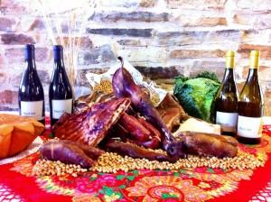 Imagen de los vinos D.O. Bierzo se hermanan con el cocido Maragato