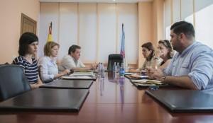 La denominación de Origen Monterrei mantuvo una reunión con el alcalde de Verín.