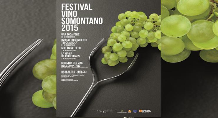 Somontano, festival del vino