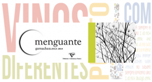 Imagen. Menguante Garnacha Blanca 2014