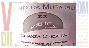 Quinta Da Muradella Crianza Oxidativa 2009