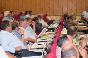 imagen asambleístas cooperativas agro-alimentarias castilla-la mancha