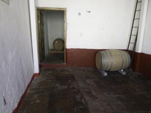Fotografía de las instalaciones donde Teo Legido elabora su vino