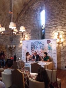 D.O. Ribeiro. El festival Ribeiro Son de Viño.