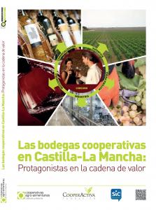Las Bodegas Cooperativas en Castilla-La Mancha