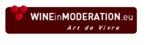 logotipo de wine in moderation