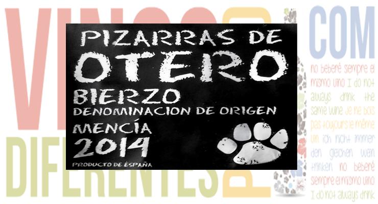 Pizarras de Otero 2014. Bodegas Cuatro Pasos.