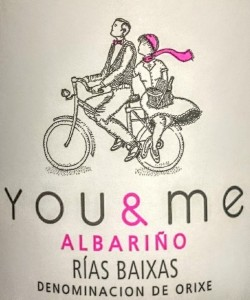 Imagen Albariño 2014: You and Me