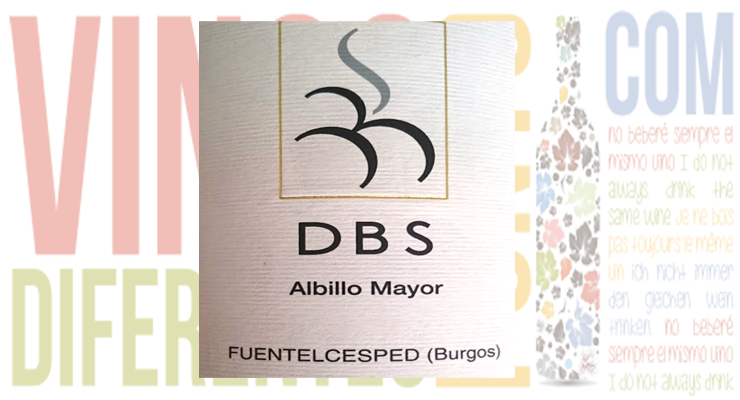 DBS Albillo Mayor 2011. Vino de Julio.