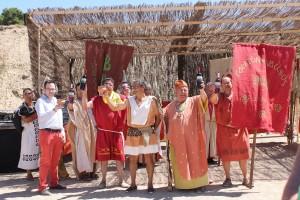 Imagen Fiesta vaccea de Lugnasadn. Cabezón de Pisuerga y La Ruta del Vino Cigales