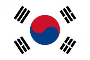 imagen corea del sur. mercados asiáticos.