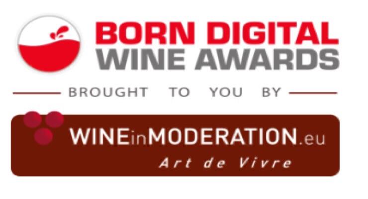 Born Digital Wine Awards. Wine in Moderation.
