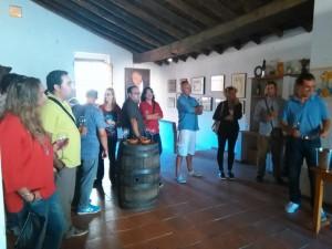 Se realizará una cata comentada de tres vinos Premium en la fiesta fin de vendimia.