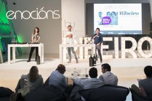 Imagen D.O. Ribeiro y Volvoreta Experiences de Madrid