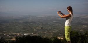 """Enoturismo y deporte: Ruta del vino de Rioja Alavesa acoge el domingo la """"I media maratón"""""""