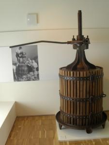 Imagen Museo de la Ciencias del Vino. Almendralejo