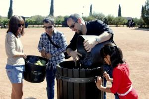 Foto de Villa Laguardia Taller de vendimia. Rioja alavesa. Vive la experiencia