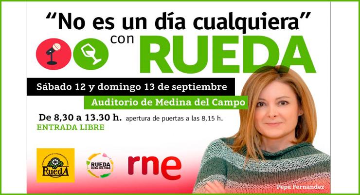 La D.O. Rueda protagonista de RNE - VINOS DIFERENTES