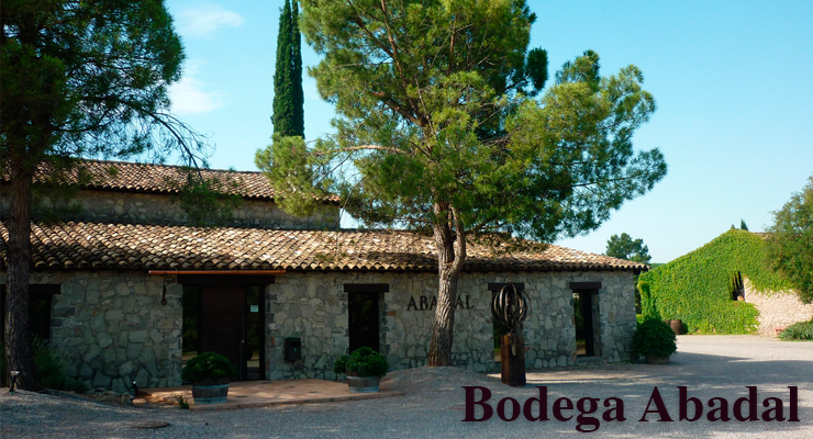 Bodega Abadal, el enoturismo del Bages - VINOS DIFERENTES