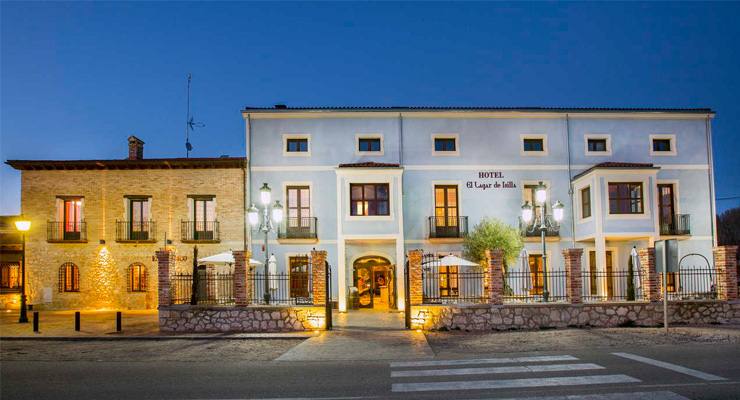 Hotel boutique el Lagar de Isilla. Enoturismo