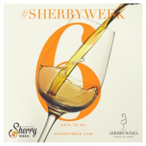 Imagen cartel de la Sherry Week. DO Jerez-Xérès-Sherry